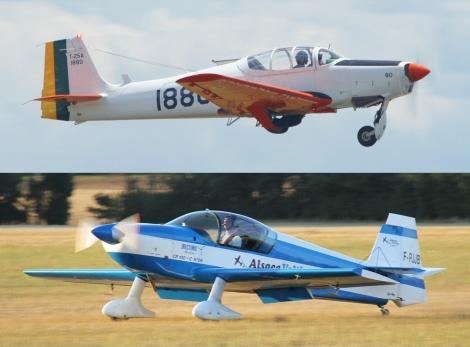 Pilotos militares e de acrobacia tem mais facilidade ao lidar com situações de emergência onde há perda de controle e excesso de fator G